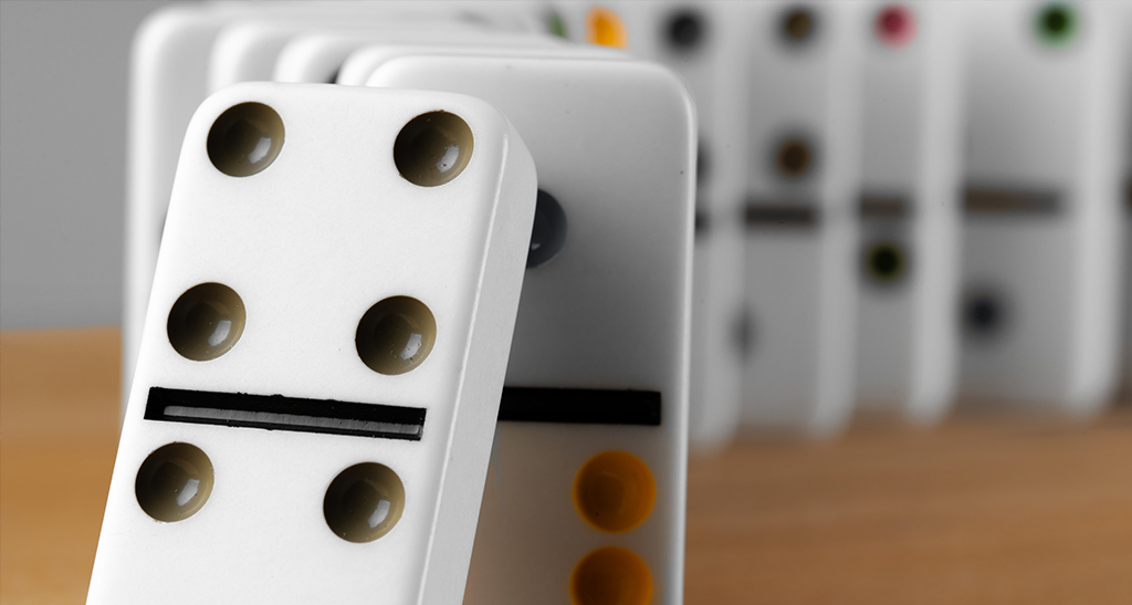 Don't let the dominoes fall (ever) with our new TPRM certification...