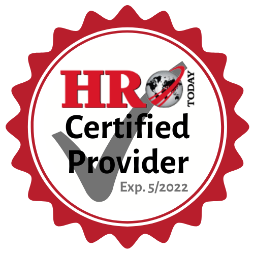HRO Today - Certified Provider Logo (Expires 5-22)