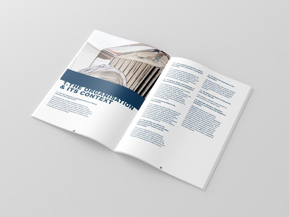 Rolls-Royce Case study: Ethics & Compliance