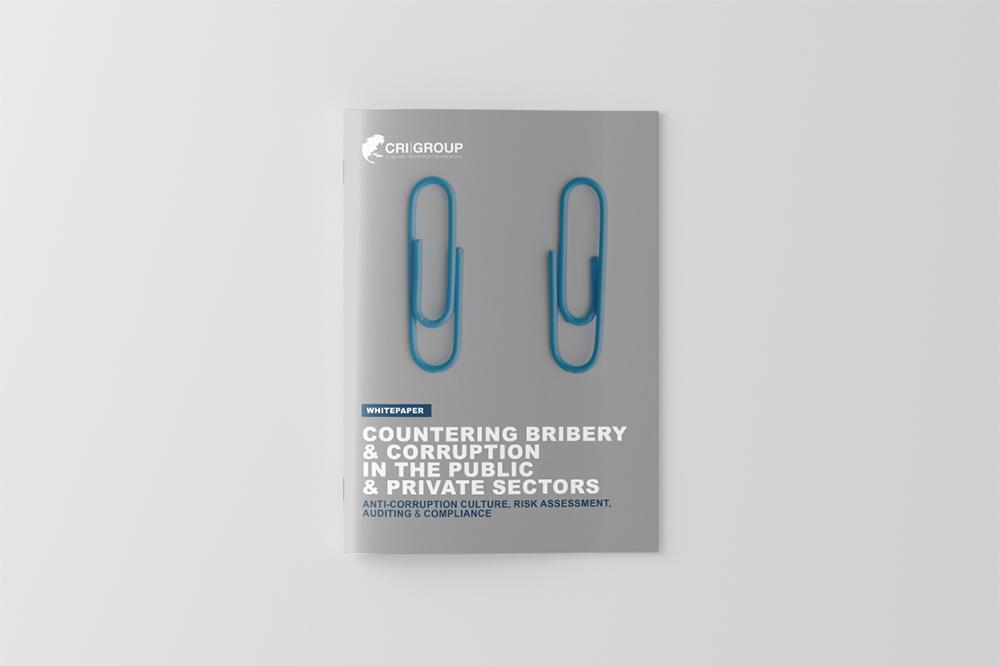 Countering bribery & corruption in the public & private sectors