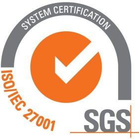 SGS ISO/IEC 27001 Logo